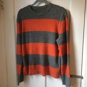 A&F Wool Crew Neck Sweater